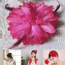 New Style Corsage Wedding Bridal Beautiful Headdress Wrist Flower Flower Pearls Headband Headwear Drop Shopping