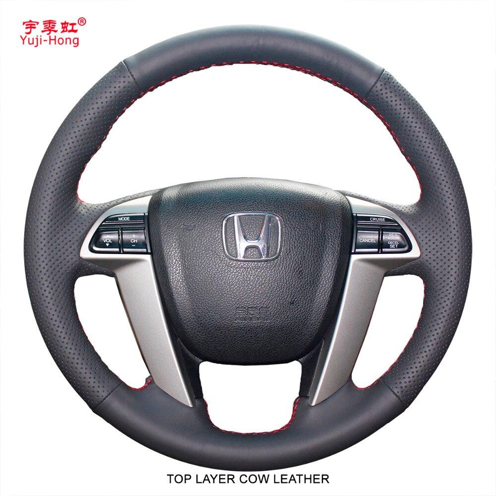 Honda Genuine 08U98-SDA-100 Steering Wheel Cover