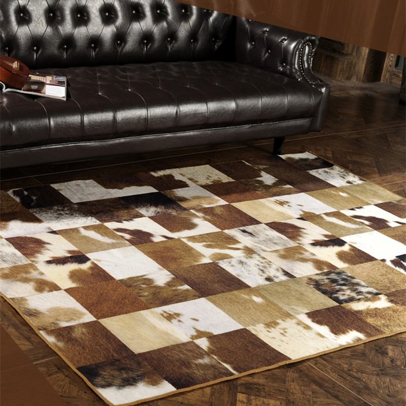 2 m * 3 m woonkamer met grote tapijten hoogwaardige tapijt imitatie - Thuis textiel
