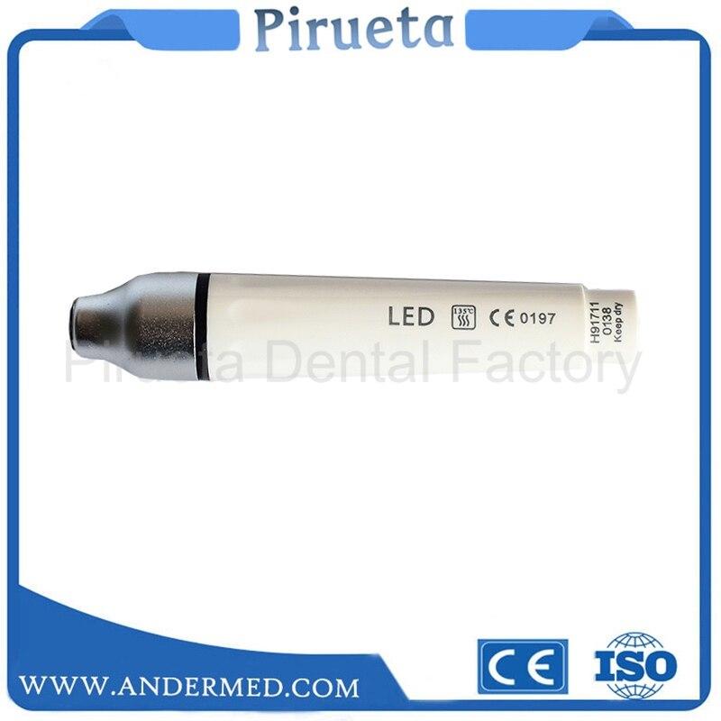mao dental ultrasonic scaler woodpecker scaler destacavel handpiece led fit para woodpecker uds ems