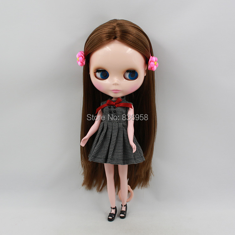 Nude Doll For Series No.230BL0623 BROWN HAIR виниловая пластинка pearl jam vs