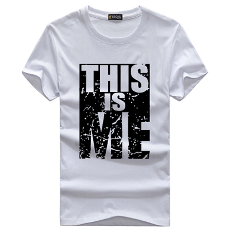 New Simple Fashion Printing Design T Shirt Male Slim Tops Summer Style Cotton Casual Short Sleeves Camiseta Masculina Cotton Flannelette Cotton Dogs For Salecotton Animal Aliexpress