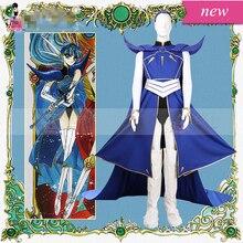 Аниме Косплей волшебный рыцарь рагодт рюузаки Уми косплей костюм, полный набор можно изготовить на заказ/размер