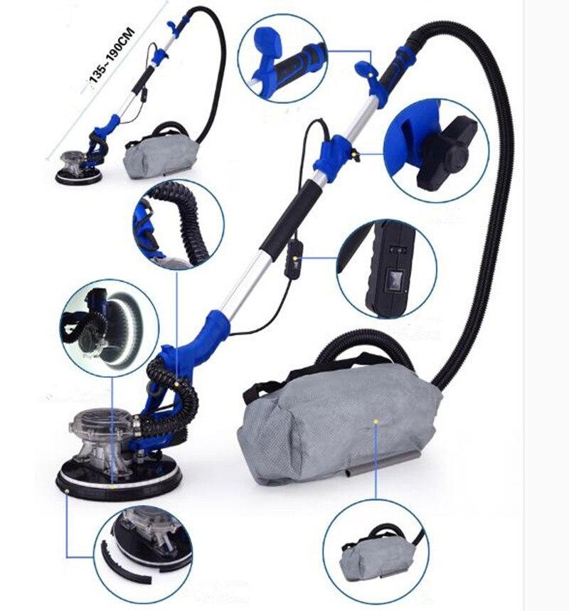 Handheld Keine Staub Metope Schleifen Maschine Elektrische Werkzeug Schleif Maschine Kitt Polieren Maschine