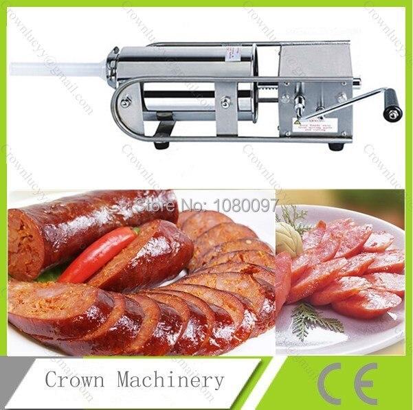 3L en acier Inoxydable Horizontale lavement machine avec en plastique plongeur dans Robot Culinaire de Appareils ménagers