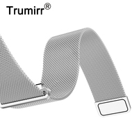 18mm 20mm 22mm Milanese Loop Strap For CK Calvin Klein Stainless Steel Watch Band Magnetic Buckle