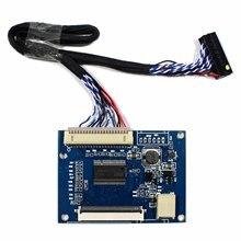 LVDS TTL Tcon ボードための作業 6.5 インチ 7 インチ 8 インチ 9 インチ 800 × 480 800 × 600 AT065TN14 AT070TN92 AT080TN64 AT090TN10 50Pin 液晶画面