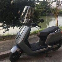 Universal Motorcycle Scooter Electric vehicle Windscreen Windshield For Niu N1 N1S U1 M1 GT
