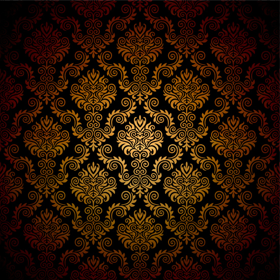 Thin fabric cloth Printed photography background old brown