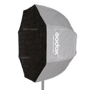 "Image 3 - Godox Reflector portátil para Flash Speedlight Grid, 80cm, 32 "", foto de paraguas"