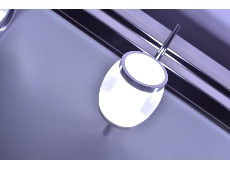 Verlichting Badkamer Ip44 : Kristal wandlamp ip waterdicht badkamer muur verlichting led