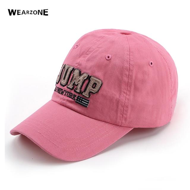 2017 New Cotton Jump Letter Wearzone Baseball Cap Men and Women Snapback Do  Trucker Hat Motorcycle Hats hip hop jeans caps a1b15592b5ff