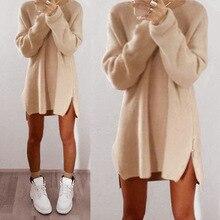 woman sweaters 2019 winter  christmas sweater knitted winter tops fall fashion harajuku plus size pullover christmas elk print plus size sweater