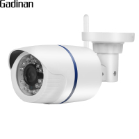 GADINAN 720P 960P Wifi IP Wireless Camera Outdoor Security Hi3518EV200 P2P Wifi IPC ONVIF XMEye Support