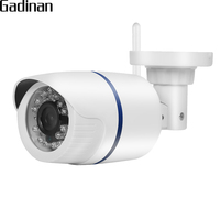 GADINAN 720P 960P Wifi IP Wireless Camera Outdoor Security Hi3518EV200 P2P Wifi IPC ONVIF XMEye Support