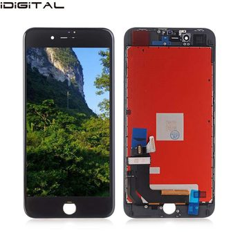 Grade AAA+++ For iPhone 8 8Plus LCD With 3D Touch Screen Assembly No Dead Pixel Replacement Display Free Shipping