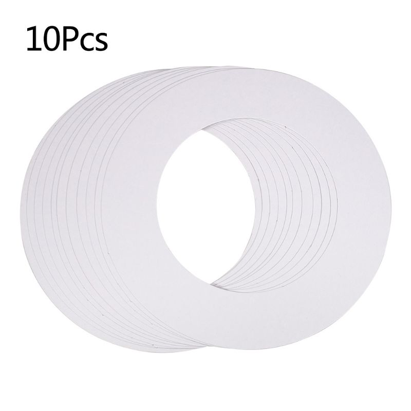 10Pcs/lot 14Oz Standard Waxing Machine Cleaning Protection Paper Ring