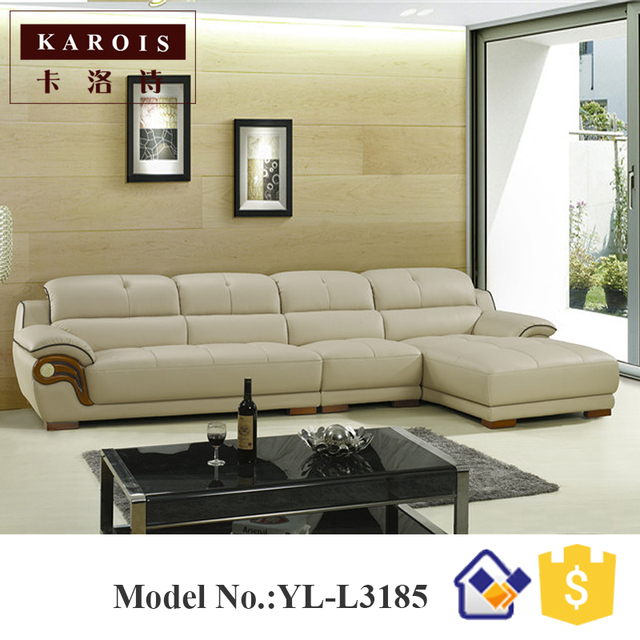 Kuka Leather Sectional Sofa Style And Living Room Specific Use