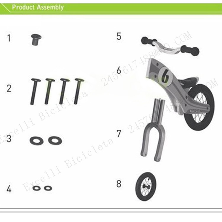 b27-Baby two wheels Wood Balance Bike for 2-6 Years age Bicicleta Infantil Balance Bike Kid's bicycle Common Childen's Cycling