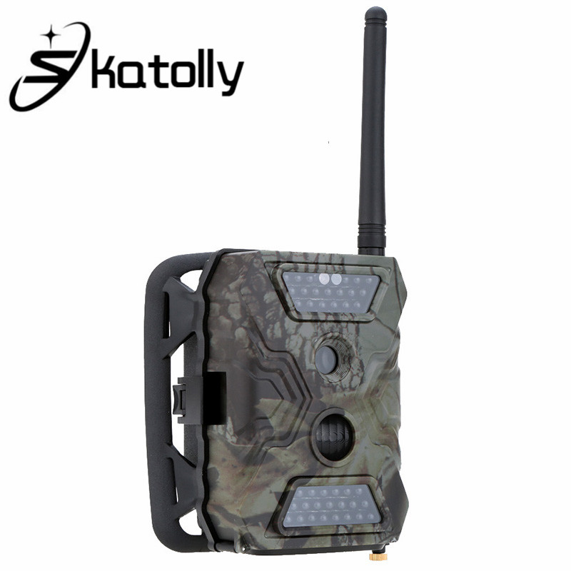 Skatolly 940NM Hunting Camera S680M 12MP HD1080P 2.0 LCD Trail Camera With MMS GPRS SMTP FTP GSM Trail Hunt Game Recorder lorpen hms upland game midweight hunt sock 680
