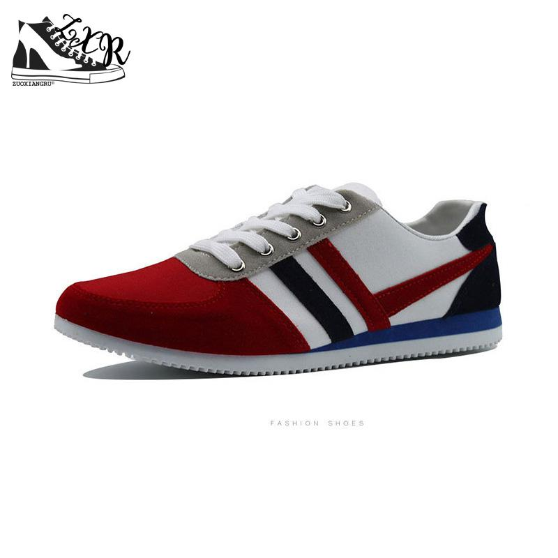 Zuoxiagnru Fashion Men Shoes New Spring Autumn Male Sneakers For Men Casual Shoes