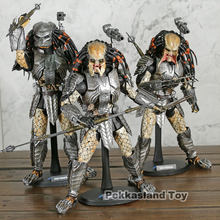 Nieuwe NECA AVP Alien vs Predator 1/6 schaal Litteken Predator MMS190 PVC Action Figure Collectible Model Speelgoed geschenken(China)