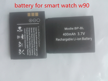 10pcs Original rechargeable Li-ion Battery For Smart Watch w90 Smart Watch Battery Replacement Battery For Smart Watch w90