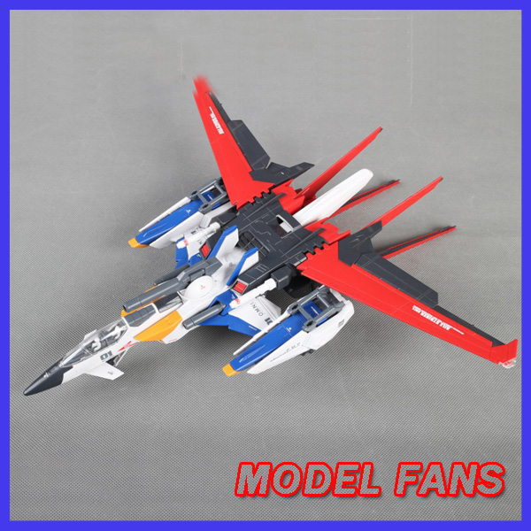 MODEL FANS DABAN Gundam Model PG 1/60 SEED strike gundam Skygrasper Self assambled 30cm Toys For Boys RARE Gundam model fans m3 model pg 1 60 red heresy gundam special large sword backpack gift water paste free shipping