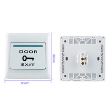 IP68 Waterproof Access Control System Kit 125KHz RFID Keypad Metal Board + Electric Lock +Door Exit Switch+ Power Supply Outdoor