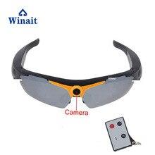 Winait 720 P 5.0MP Очки Поддержка Камера видео пульт дистанционного управления 170 градусов широкоугольный Умная Электроника Солнцезащитные очки для женщин