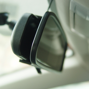 Image 3 - شاشة 4.3 بوصة TFT LCD شاشة ملونة وقوف السيارات الخلفية مرآة HD رصد السيارة لكاميرا الرؤية الخلفية للرؤية الليلية عكس