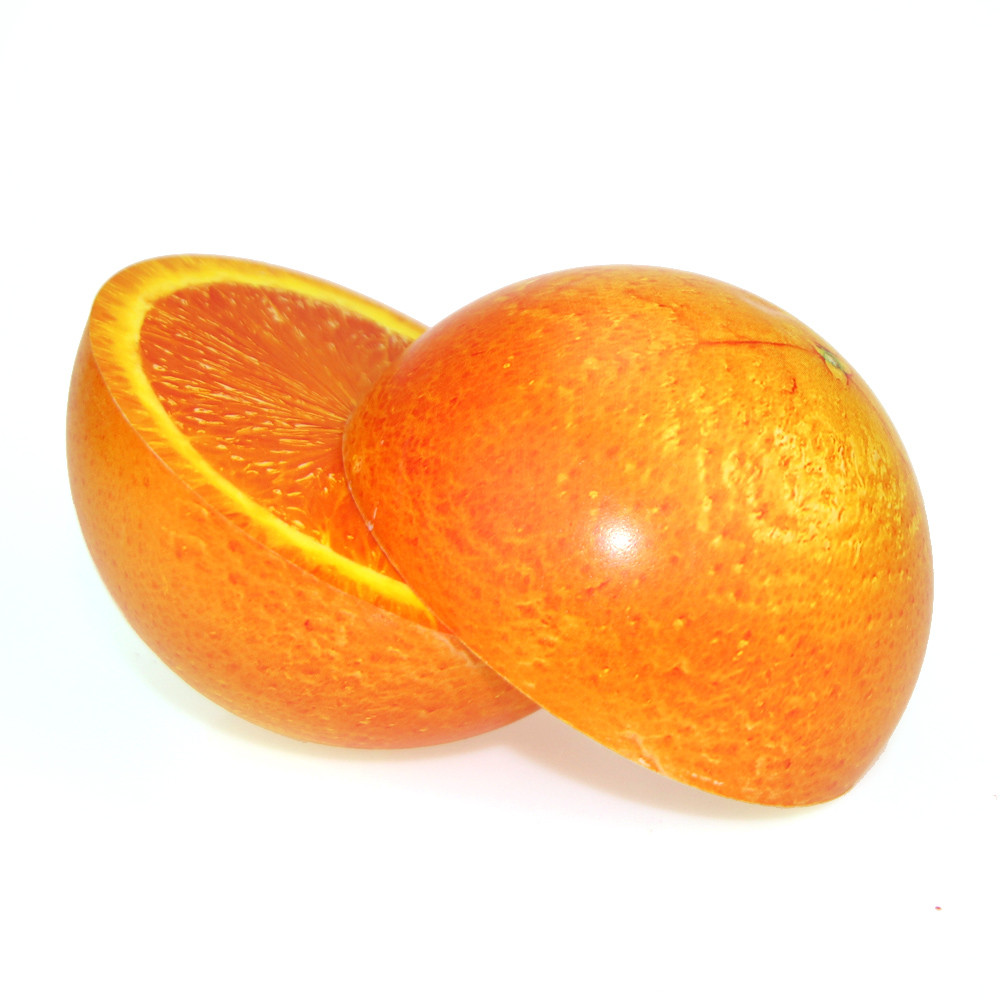 Food Delicious Orange Slow Rising Toy Antistress Scented Squeeze Toy Fruit Squishies Stress Ball антистресс игрушка