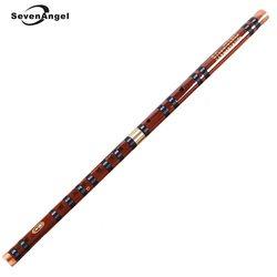 Pre-order send advance Bamboo Flute Professional Woodwind Musical instruments C D E F G Key Chinese dizi Transversal Flauta