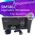Upgrade Version SM58LC !! Real Transformer !! Top Quality SM 58 58LC Wired Dynamic Cardioid Microphone Vocal Microfone Mike Mic