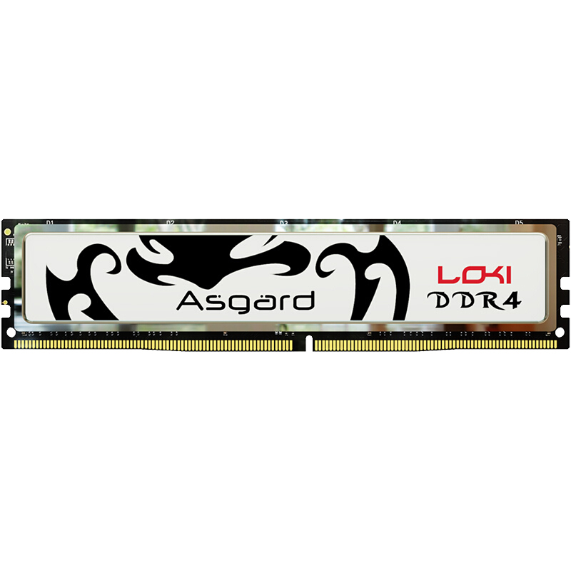 High performance Asgard Loki series memory 8gb 16gb ram ddr4 2400mhz 1.2V 288pin for desktop computer parts loki agent of asgard vol 3