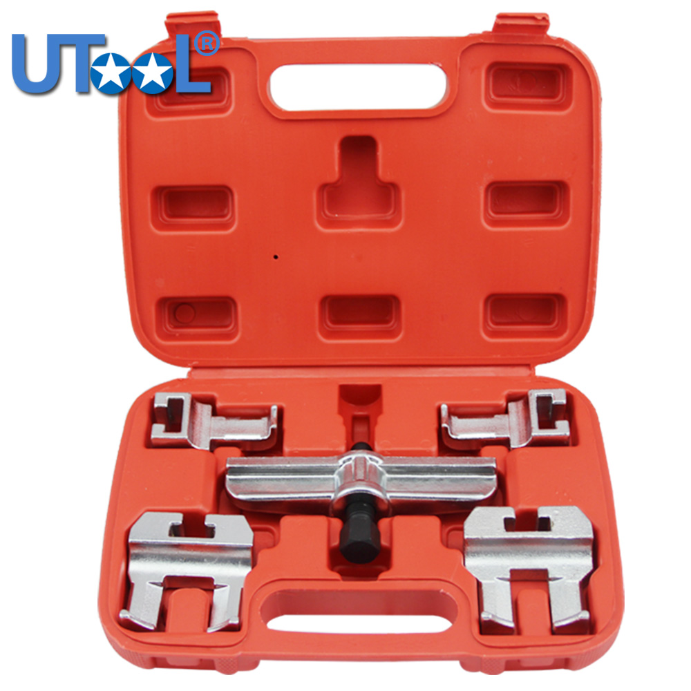 5PcsT40001 Camshaft Puller Camshaft Drive Belt Pulley Puller Remover Tool Camshaft Removal Tool For VW AUDI A4/A5/A6/A8 free shipping 5sets 1j0973703 camshaft cam sensor pigtail plug connector case for 02 04 audi a4 a6 avk 3 0 1j0 973 703