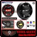 Oro TMAX Motocicleta Cubierta Del Motor Del Estator CNC Cubierta del Motor Cubierta Protectora Protector Para Yamaha t-max 530 2012-2015