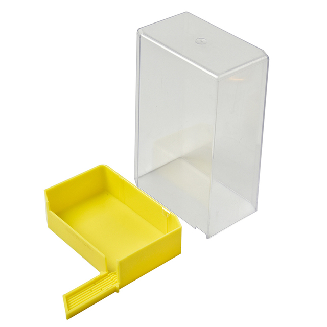 Benefitbee Square Bee Feeder Water Drink Feeding Beekeeping Tools Apiculture Beehive Tool for Beekeeper Water Feed Tool for Bee