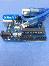 Best prices ! UNO R3 MEGA328P ATMEGA16U2 for Arduino Compatible + USB cable 1PCS/LOT
