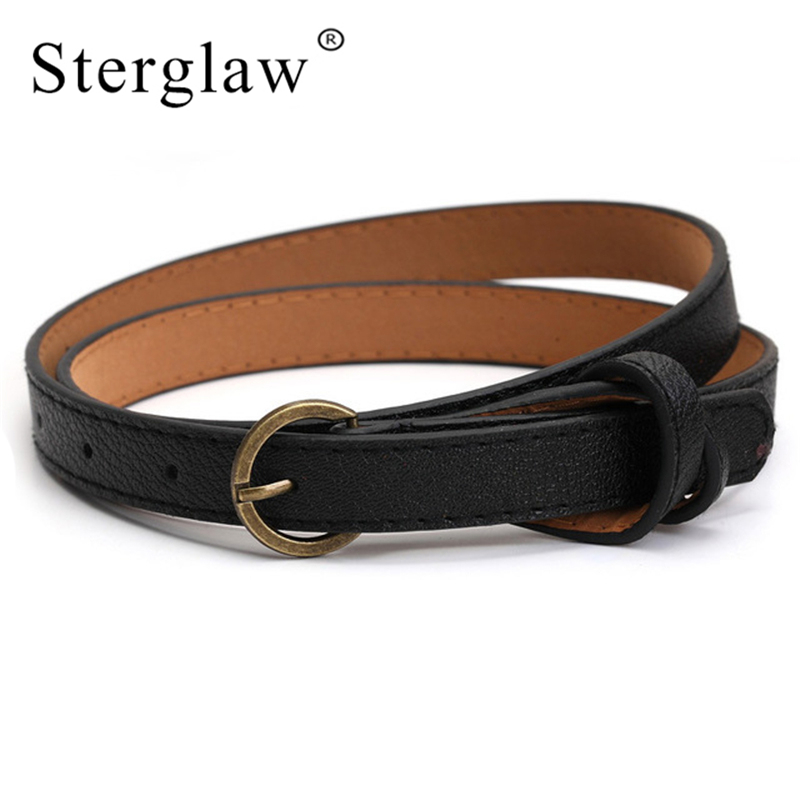 Classic 8 shaped designer   belts   woemn high quality riem 2019 luxury brand thin female   belt   for Jeans with high waist   belt   D001