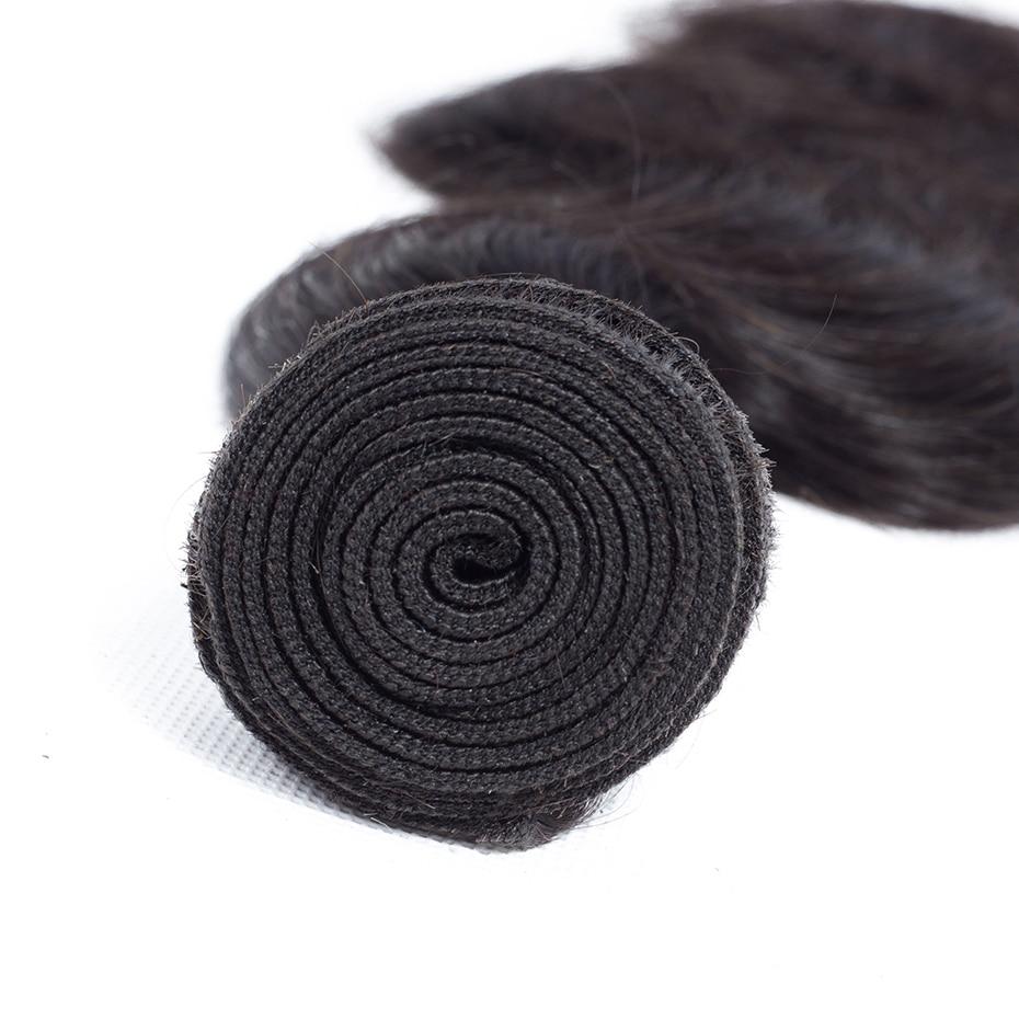 040  Gabrielle Hair Brazilian Physique Wave Hair Three Bundles with Closure Pure Coloration 100% Non-remy Human Hair Weave Bundles With Closure HTB1schEeBnTBKNjSZPfq6zf1XXaM