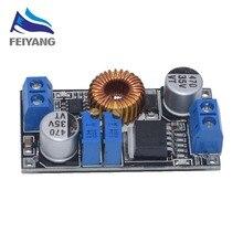 10 個 5A dcにdc cc cvリチウム電池ステップダウン充電ボードのled電源コンバータリチウム充電器ステップダウンモジュールhei