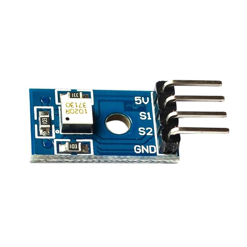 Hot!! Rpi-1031 Angle Sensor Module 4Dof Attitude Hm Led For Arduino