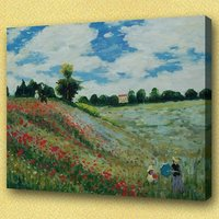 Quality handmade Claude monet oil paintings famous reproductions pictures wall decoration paintings canvas art (Monet01)