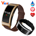 Bluetooth Smart Watch CK11 Bracelet Band blood pressure Heart Rate Monitor Pedometer Fitness Smartwatch For IOS Android PhoneBlu