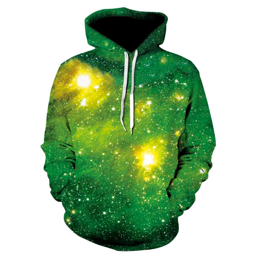 2a1bd158e ... Milky Way series3D Space Hooded Sweatshirts Blue Galaxy Male Tracksuits  Fashion Pullover Brand Quality Extra Plus ...
