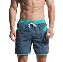 DESMIIT мужские пляжные шорты 2018 быстрое высыхание пляжные шорты мужские Для Плавания Купальная одежда Бермуды серфинг плавание Короткие летняя пляжная одежда