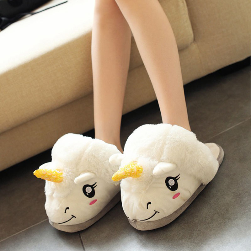 Chausson Bleu 44 Coton Lovers Sheep Pantoufles Indoor Peluches Maison Chaussures 46MaaD6ba