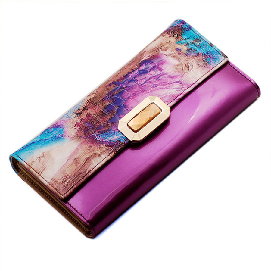 luxury brand women walletss