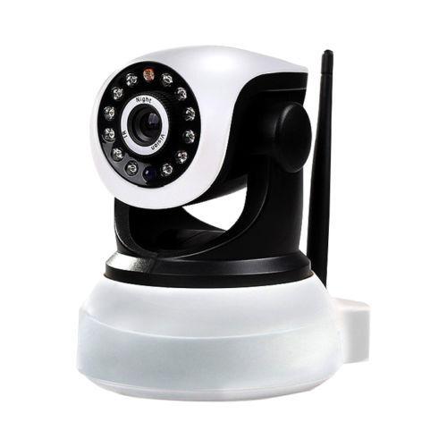 Бесплатная доставка P2P Wifi беспроводной радионяня PTZ камеры безопасности ONVIF облако ночного видения микро-sd-карта мини-150m камеры видеонаблюдения